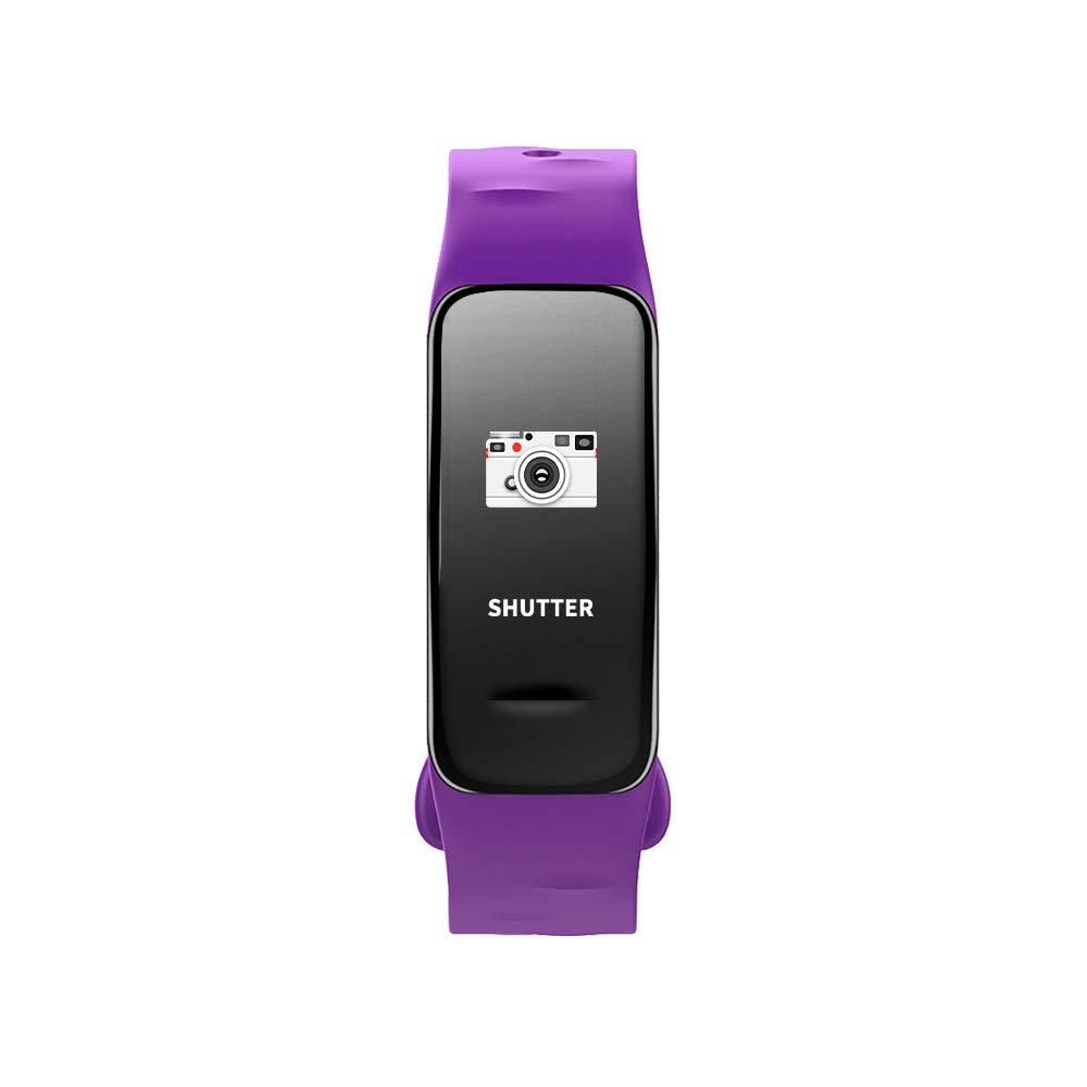JiaMeng - Smartwatch, Pulsera Inteligente Que Muestra la ...