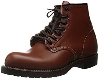 Red Wing Heritage Men's Beckman 6-Inch Round Lace Up, Brick Settler, 9.5 D US (B00N1B7EFY) | Amazon price tracker / tracking, Amazon price history charts, Amazon price watches, Amazon price drop alerts