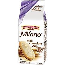 Pepperidge Farm Milano Cookies, Milk Chocolate, 6 Ounce