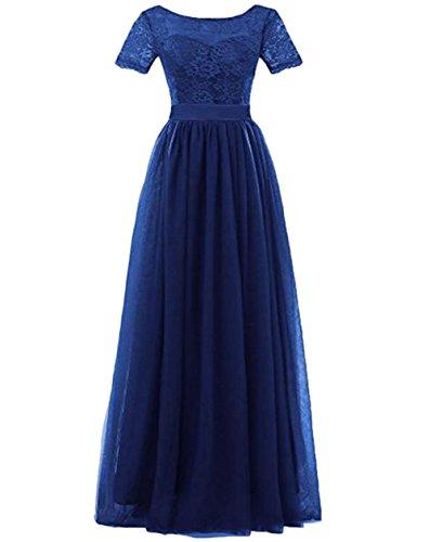 Kleid of Damen the Leader Königsblau Beauty 6IUZZxn