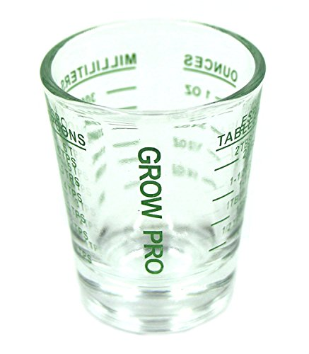 Garden Smart Measuring Glass (1, 1 ounce)