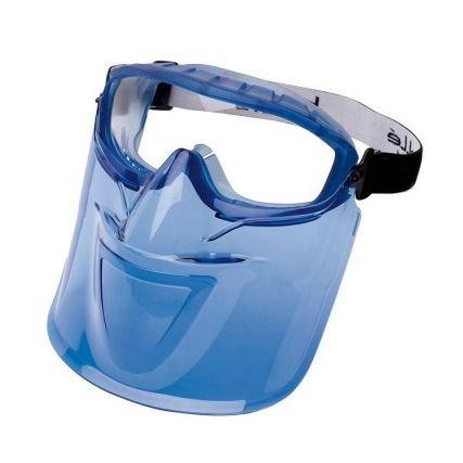 BOLLÉ ATOM ATOAPSI Vollsichtbrille + Visier ATOV - Gesichtsschutz
