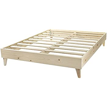 Amazon Com Platform Bed Frame Made In The Usa W 100
