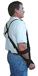GivMohr Sling: Large (Latex Free, Made in the USA by GivMohr Corporation, Albuquerque, NM)