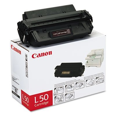 (L50 (L-50) Toner, 5000 Page-Yield, Black, Total 1 EA, Sold as 1 Carton)