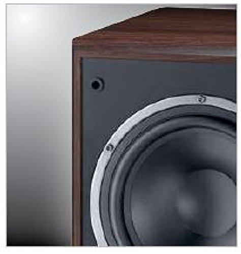 MAGNAT Moniteur Supreme 1002 mocca Paire denceintes colonnes 3 Voies bass reflex double basse