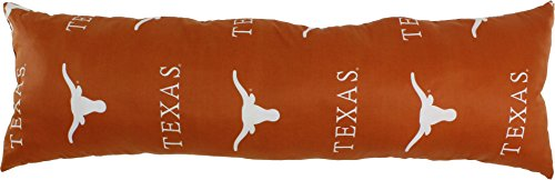 Texas Longhorns Body Pillow - College Covers Texas Longhorns Printed Body Pillow, 20