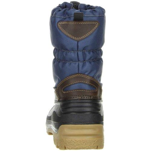 Vista Canada POLAR Damen Winterstiefel Snowboots herausnehmbaren Thermo-TEX Innenschuhen blau Blau
