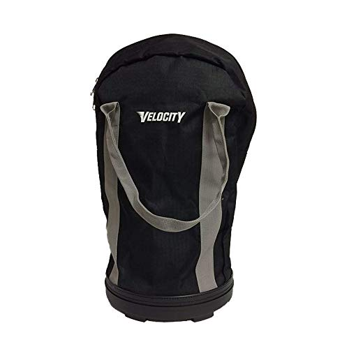Velocity Lacrosse Ball Bag - Holds up to 60-72 - 72 Ball Bucket
