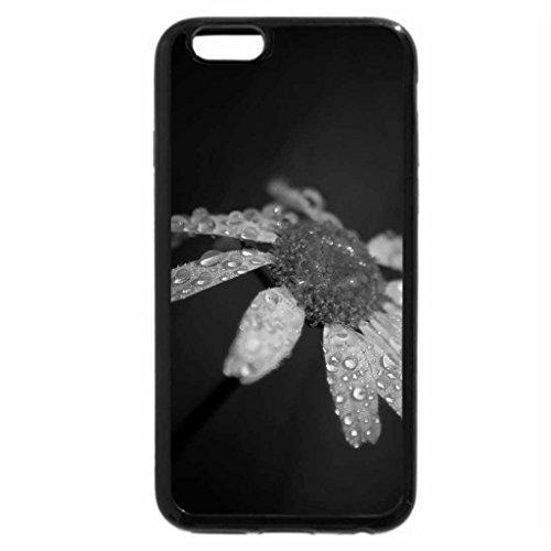 iPhone 6S Plus Case, iPhone 6 Plus Case (Black & White) - Artificial Lower