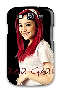Galaxy Snap On Hard Case Cover Ariana Grande Protector For Galaxy S3
