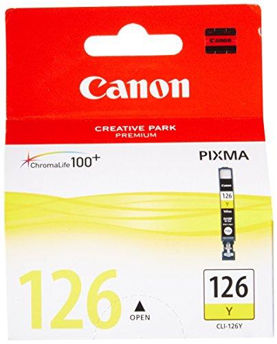 Canon Tanque de Tinta PIXMA CLI-126 Y AMARILLO