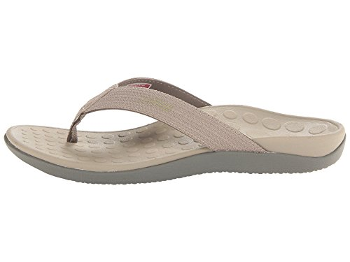 Vionic Unisex Wave Toe Post Sandal Khak ebay cheap price cheap sale many kinds of cheap sale wholesale price clearance explore Iw6uPQg