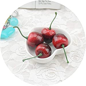 be-my-guest 10pcs/lot Mini Plastic Foam Fruits and Vegetables Artificial Plant for Wedding Decoration DIY Gift Scrapbooking Craft Plant 53