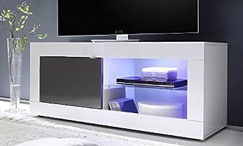 Porta TV moderno Square A21 portatv mobile moderno soggiorno ...