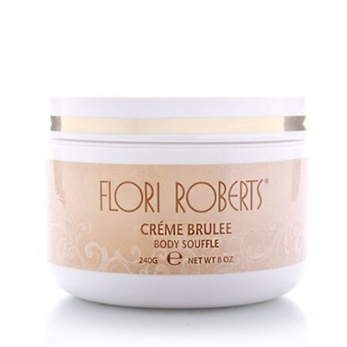 Flori Roberts Creme Brulee Body Souffle (37035) (Creme Brulee Souffle)