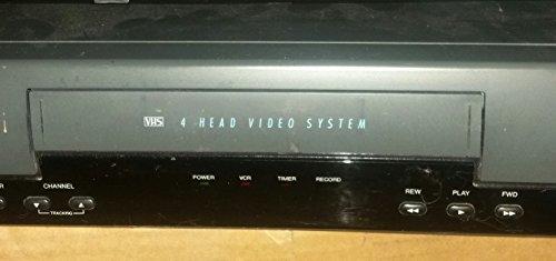 RCA VR508 Video Cassette Recorder Player VCR 4 Head Video System (Rca Video Cassette Recorders)