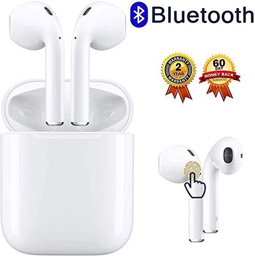 🥇 Auriculares inalámbricos Bluetooth 5.0