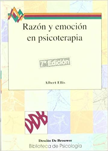 Book Raz?n Y Emoci?n En Psicoterapia-Cosido (Spanish Edition) by Unknown (2008-04-02)