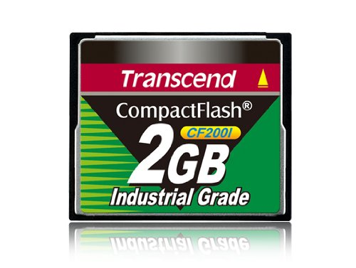 (Transcend 2GB Industrial Cf Card 200X (ULTRADMA4))