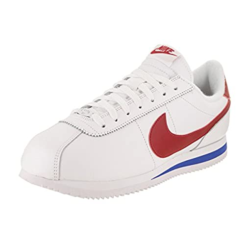 low priced da1da f5620 durable modeling Nike Men s Cortez Basic Leather OG Casual Shoe