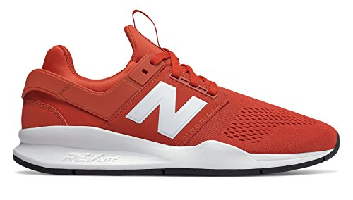 Red New Balance Trainers Men's 247v2 PSABqISxn