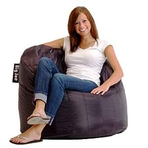 Big Joe Lumin Chair in Slate Smart Max Fabric