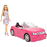 Barbie Doll & Car