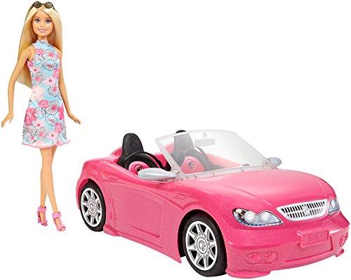 Barbie Doll & Car