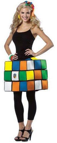 Rasta Imposta Rubik's Cube, Multi, Adult Small/Medium