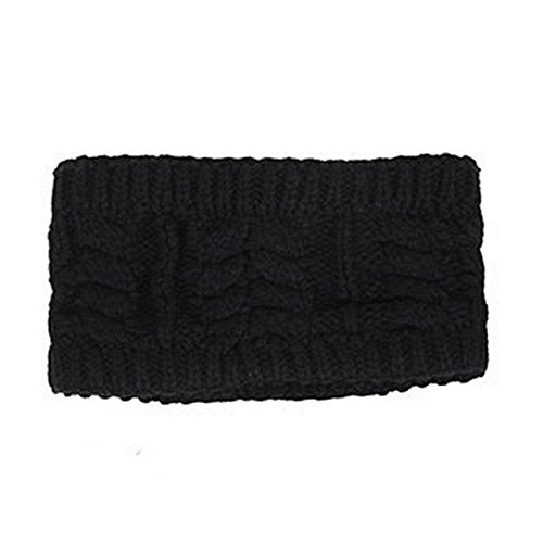 Knitting Wool Headband Cap- iParaAiluRy Unisex Fashionable Soft Cannabis Cap Warm Headgear Hat Beanie Hat in Winter and Spring (The North Face Winter Face Mask)