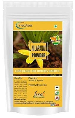 Neotea Nilapanai Kilangu Powder Curculigo Orchioides (500g)…