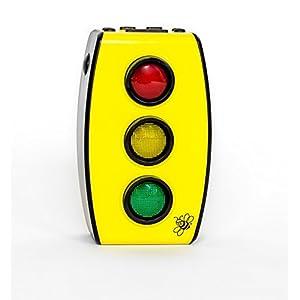 BeeZee Kids Stoplight Golight Kids Traffic Light Timer – Helps with Toddler Sleep Training, Focus, & Attention