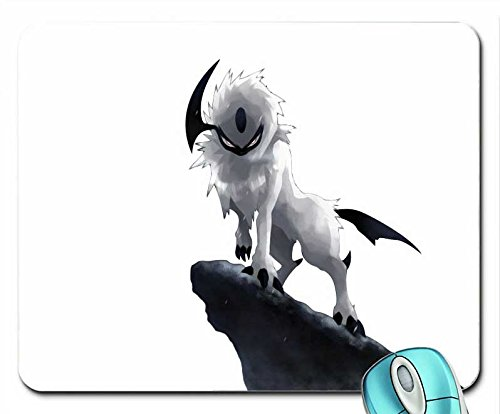 Price comparison product image Anime pokemon absol 1600x1200 wallpaper mouse pad computer mousepad