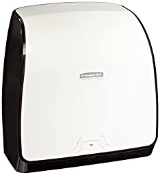 Kimberly-Clark Professional 36035 MOD Slimroll Compact Towel Dispenser, White
