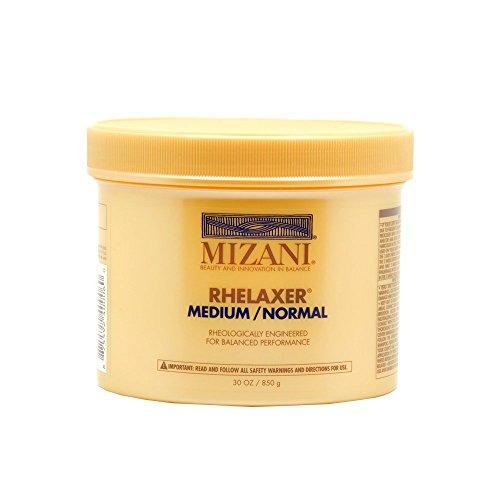 Mizani Rhelaxer for Medium and Normal Hair for Unisex, 30 Ounce