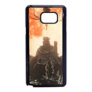 Special Design Cases Samsung Galaxy Note 5 Cell Phone Case Black Ilain Bloodborne Durable Rubber Cover