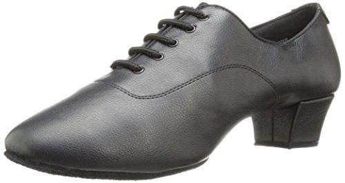 Capezio Men's 2 Inch Latin Social Dance Oxford,Black,8.5 M US (Metropolitan Opera House Gift Shop New York)