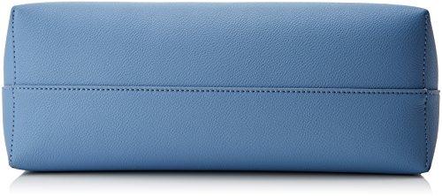 Tous Super Power - Borse Tote Donna, Multicolore (Fucsia-azul), 15x28x34 cm (W x H L)