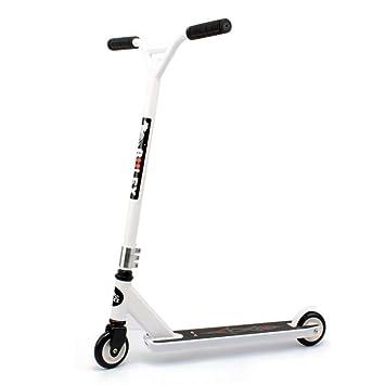 Truco Profesional Scooter de Estilo Libre Ciudad Patada ...