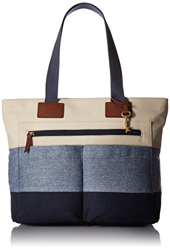 Fossil Bailey Tote Bag, Neutral Multi