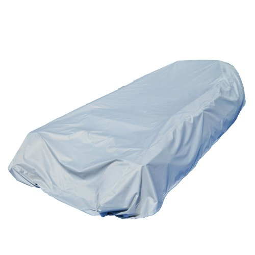 (Inflatable Boat Cover For Inflatable Boat Dinghy 10 ft - 11 ft)