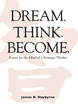 how to become a strategic thinker