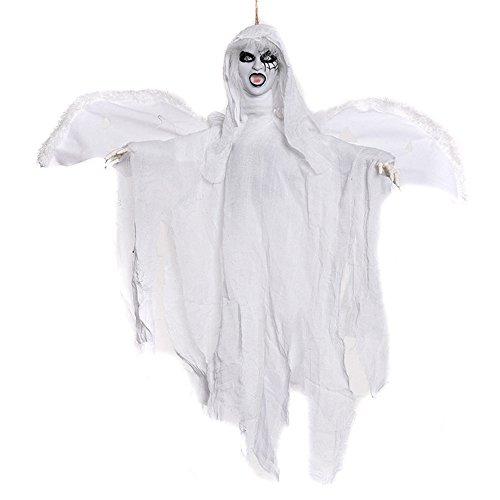 YHOOEE Halloween Decoration Hanging Ghost Creepy Scary Animated