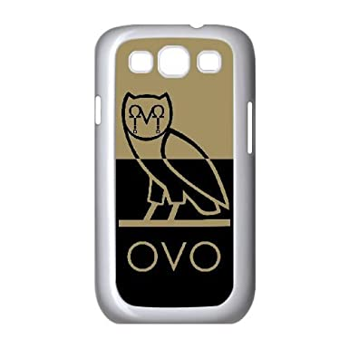 Drake Ovo Owl Samsung Galaxy S3 9300 Cell Phone Case White Kvde