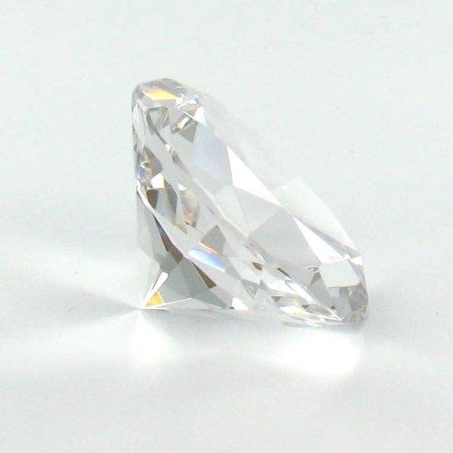 Diamond Shaped Paperweight Weight JK