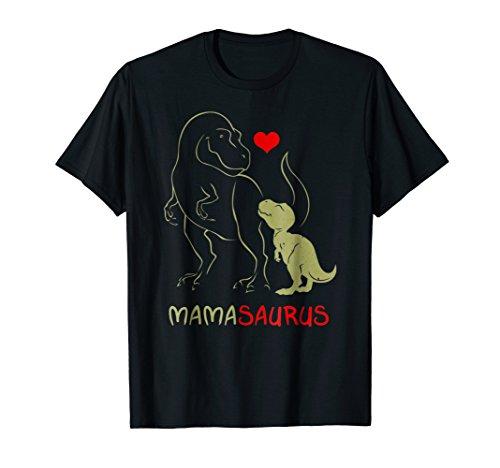 Mamasaurus T shirt T rex Mama Saurus Dinosaur Women Mom Gift