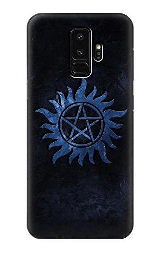 promo code 6fce1 c9c5b Amazon.com: S2891 Supernatural Anti Possession Symbol Graphic Case ...
