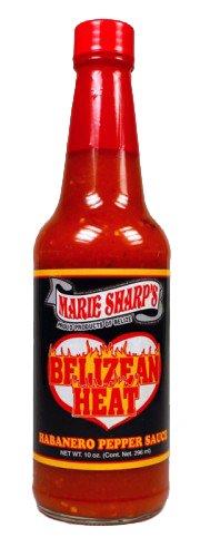 Marie Sharp's Belizean Heat Hot Sauce 10 oz.