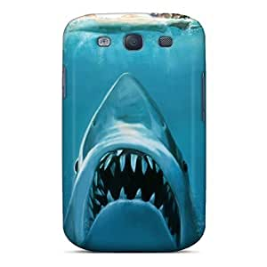 Jaws Movie Concept/ Fashionable For Case Iphone 5/5S Cover